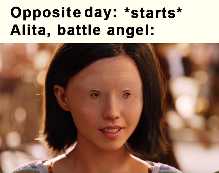 alita battle angel dankest meme