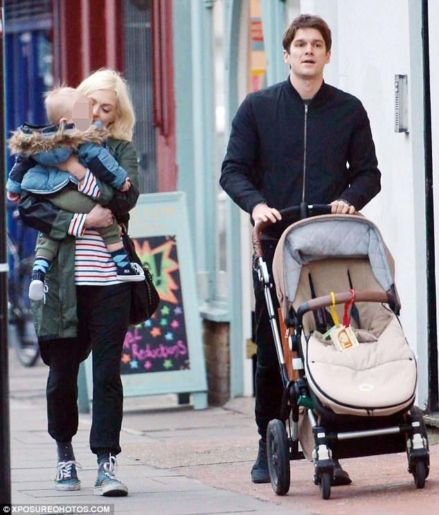 fearne cotton kids family and boyfried