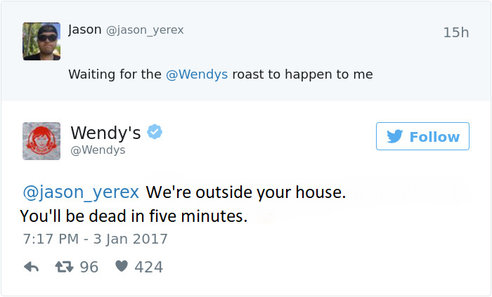 best wendy's tweets 2018-6