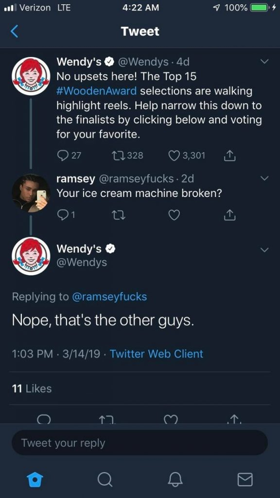 best wendy's tweets 2017-32