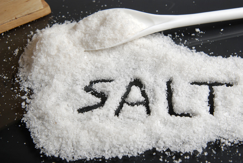 secret benefits of salt